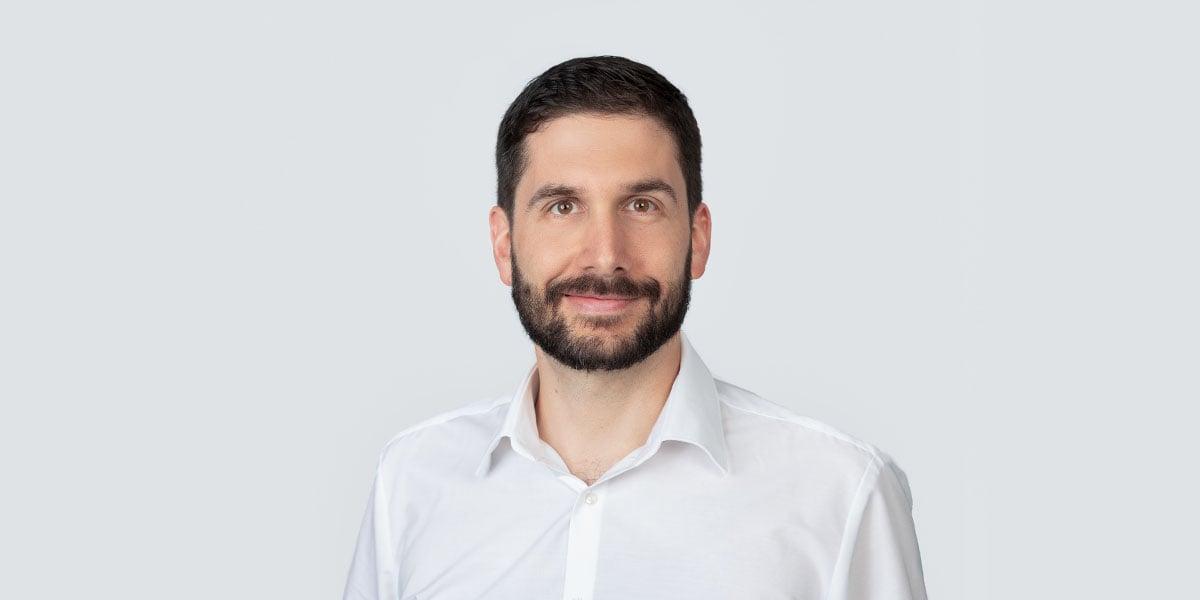 Roman Gmünder, Leiter Entwicklung und Technologie bei BSW SECURITY AG
