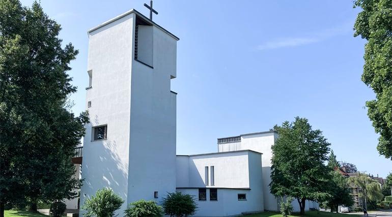 BSW-Sicherheitstechnik-Videoueberwachung-Kirche-Hombrechtikon