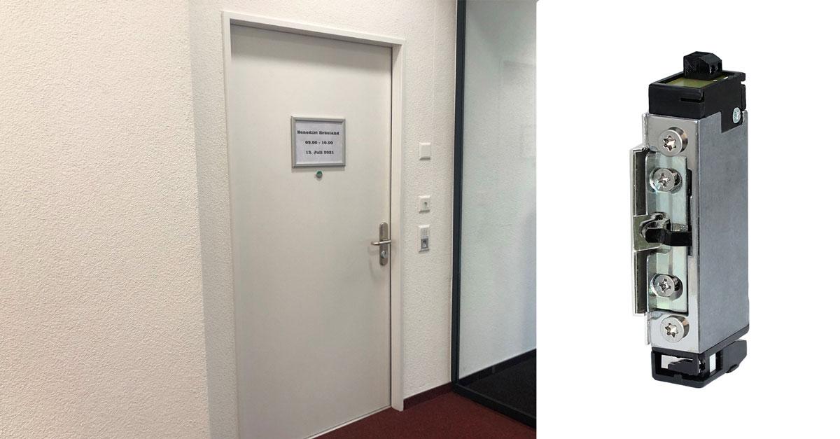 Die Vielfalt der Elektro-Türöffner bei BSW SECURITY AG